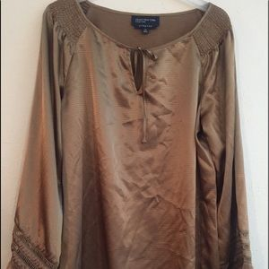 Jones New York stretch blouse
